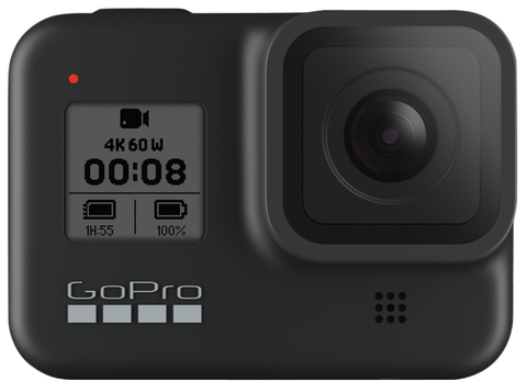 HERO8 Black Camera with SD Card