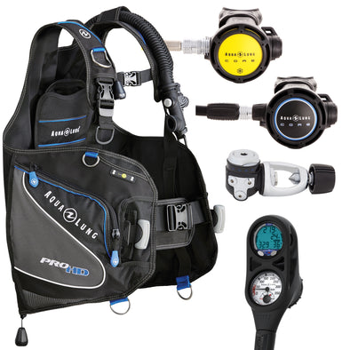 Aqua Lung Pro HD Package (ML)