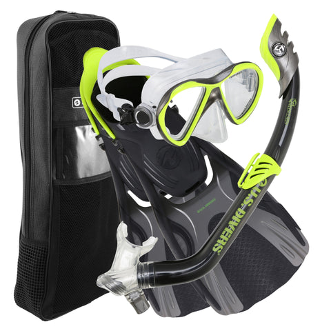 Bonito Junior Mask & Snorkel Set