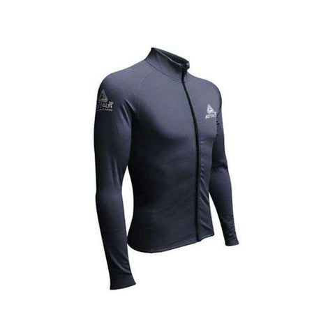 2P Thermo Skin Ziptop Long Sleeve