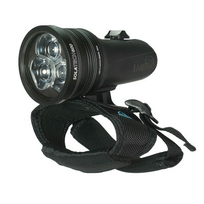 SOLA Tech 600 Dive Light