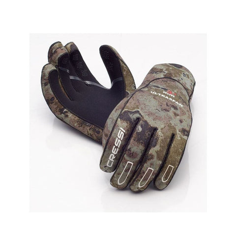 Ultraspan Camo 2.5mm Gloves