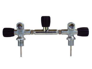 Isolation Manifold DIN/YOKE