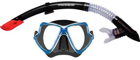 Pacific Mask & Snorkel Set