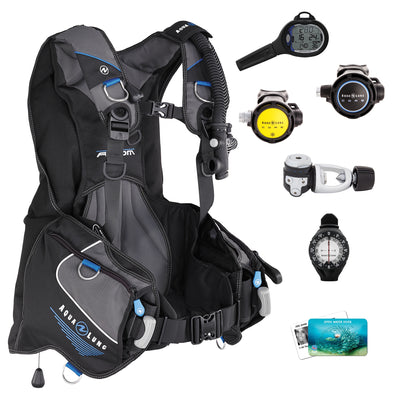 Learn to Dive for Free Package (Axiom XS)