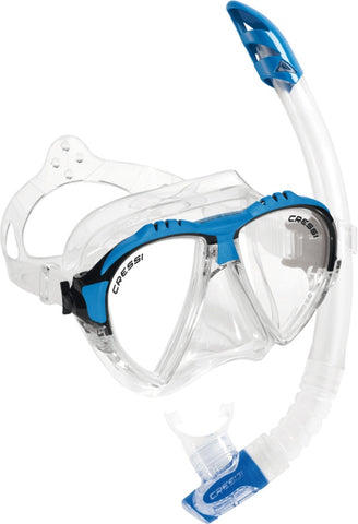 Matrix + Gamma Snorkeling Set