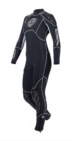 Everflex 5/4mm Wetsuit  *discontinued*
