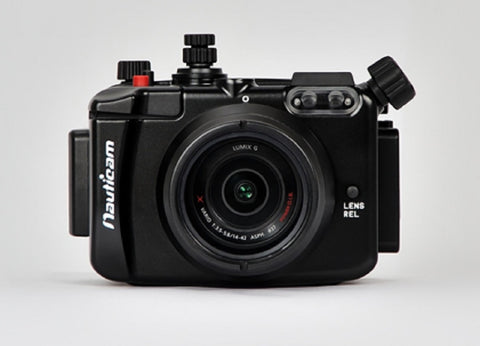 Nauticam NA-GX-1 Housing For Panasonic Lumix