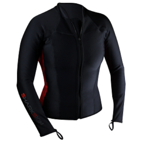 Chillproof Zipped Long Sleeve