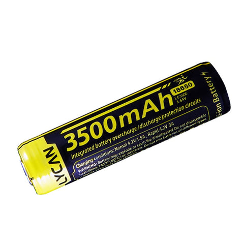 Lycan 18650 Torch Battery