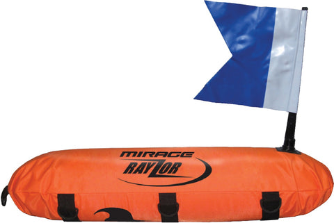Torpedo Dive Float and Flag
