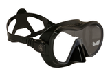 VX1 Black Ultra Clear Mask