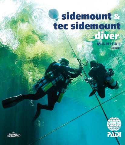 Padi Sidemount Manual - English