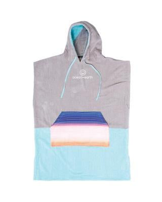 Youth Sunset Poncho