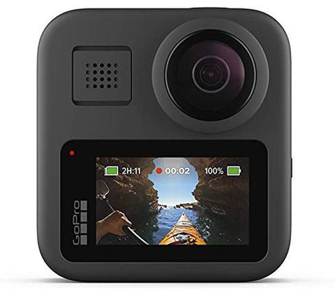 MAX 360-Degree Waterproof Camera