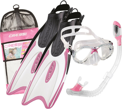 Palau Kids Mask, Snorkel & Fin Kit
