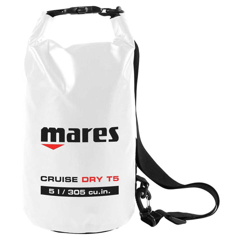 Cruise T5 Dry Bag White