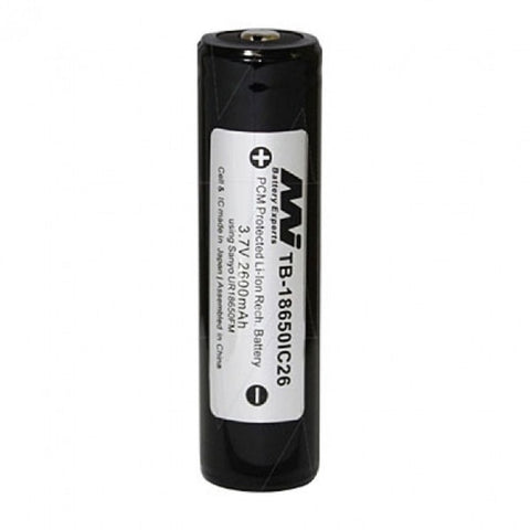 Scubapro 18650 Li-Ion 3.7v Battery