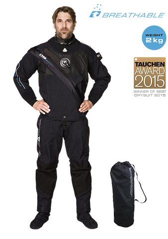 Waterproof D9 Breathable Drysuit
