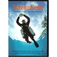 DVD Sidemount Diving