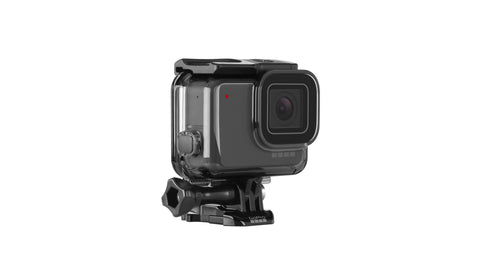 Super Suit Dive Housing (HERO7 Silver/White)