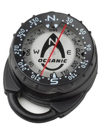 Compass with Clip on Boot