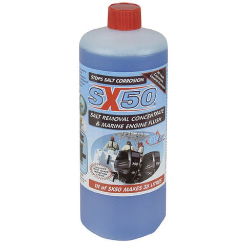 Saltex SX50 Salt Removal & Flush 1L