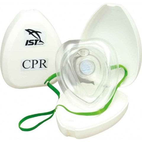 CPR Pocket BVM Mask