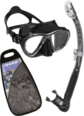 Big Eyes Evo Mask & Snorkel Set