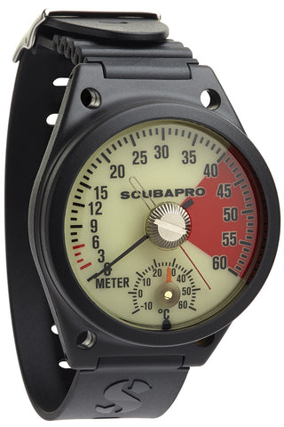 Analogue Wrist Depth Gauge