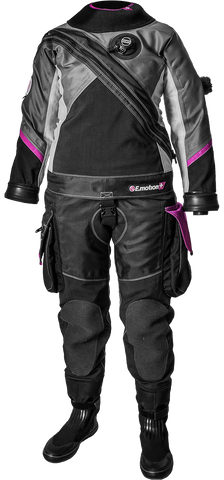 E.motion Plus Ladies First Drysuit