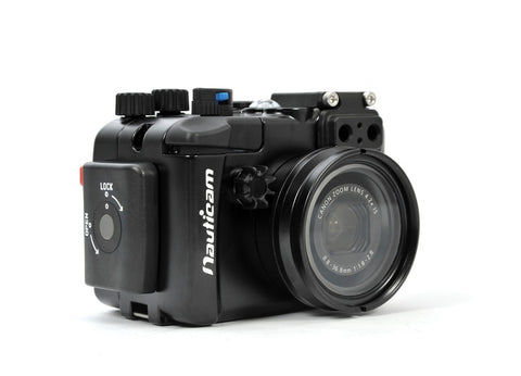 Nauticam NA-G7X Underwater Housing For Canon PowerShot G7X