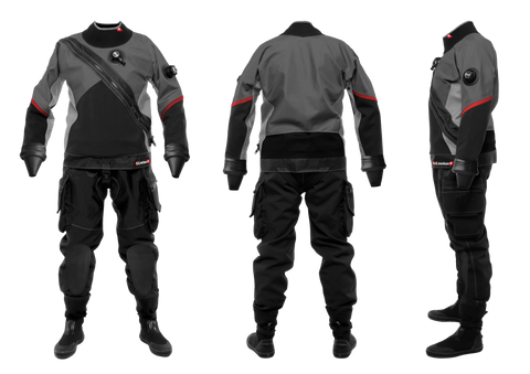 Santi E. Motion PLUS Drysuit
