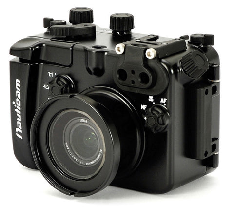 Nauticam NA-LX7 Housing For Panasonic LX7