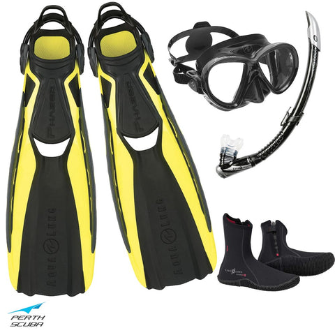 Phazer Snorkeling Package Lime