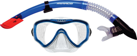 Crystal Mask & Snorkel Set