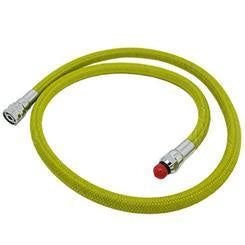 MP 3/8 X 39 Yellow Braided Hose