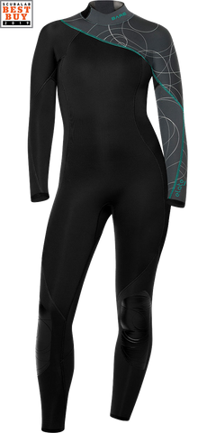 Elate 5mm Womens Wetsuit