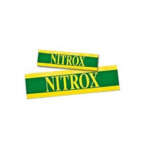 Nitrox Sticker Tank Wrap