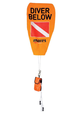 Safety Stop Marker Buoy