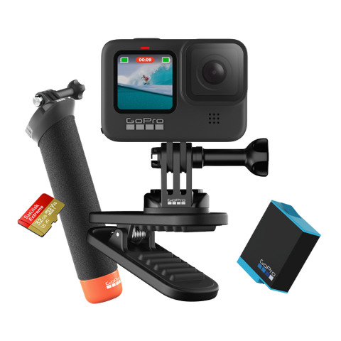 GoPro HERO9 Black Camera Bundle
