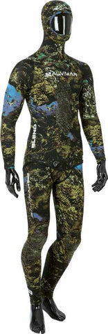 Open Cell Blend 3D 3.5mm Wetsuit