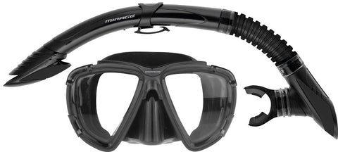 Platinum Adult Mask & Snorkel Set