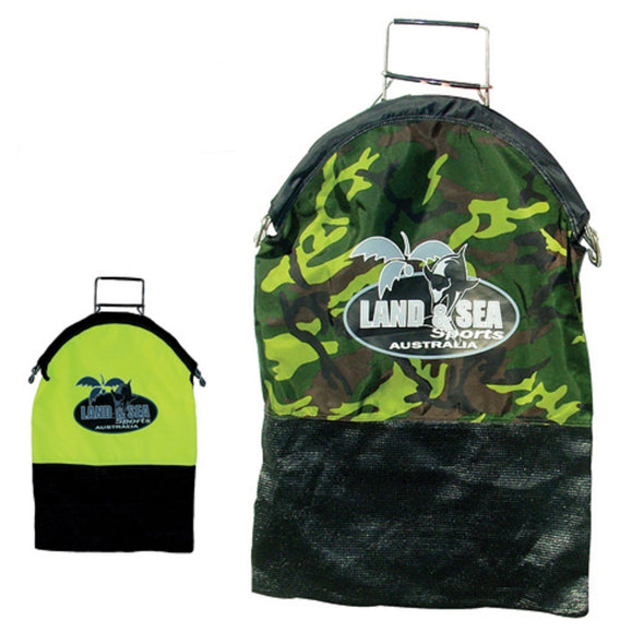 Spring Loaded Catch Bag