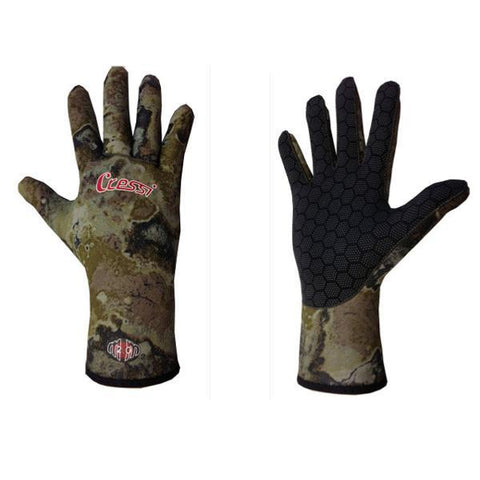 Spider Tec 2mm Gloves M