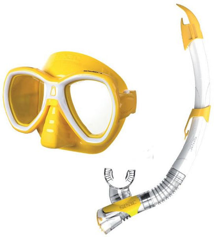 Elba Mask & Snorkel Set