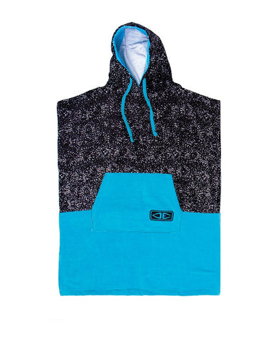 Youth Reef Hooded Poncho