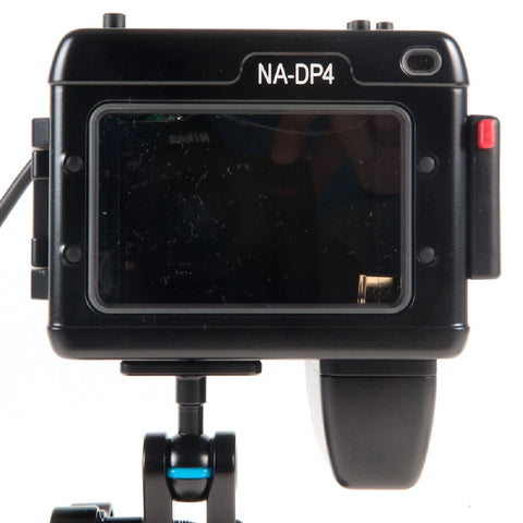 Nauticam NA-DP4 Underwater Housing For SmallHD 4.3