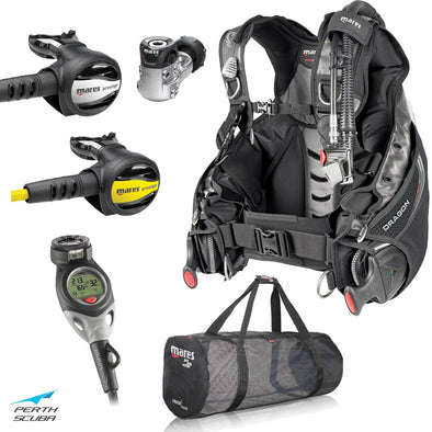 Prestige Dragon Scuba Package