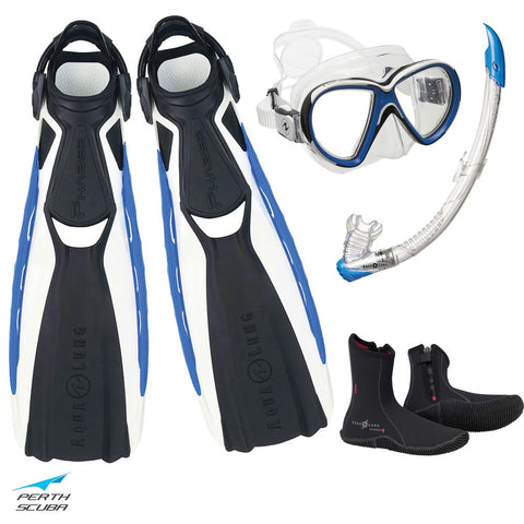 Phazer Snorkeling Package Blue